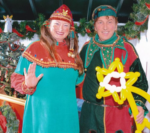 Holiday Family Events Entertainers