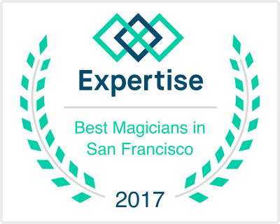 Magic Circus nominated as SF top magicians by Expertise